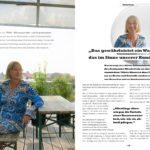 Ein Auszug aus der aktuellen Ausgabe - Interview mit Organisationsentwicklerin Nikola Alberts aus Köln