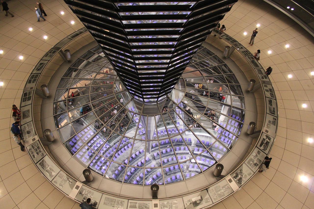 Ist Coworking ein Zukunftsmodell für den deutschen Bundestag?