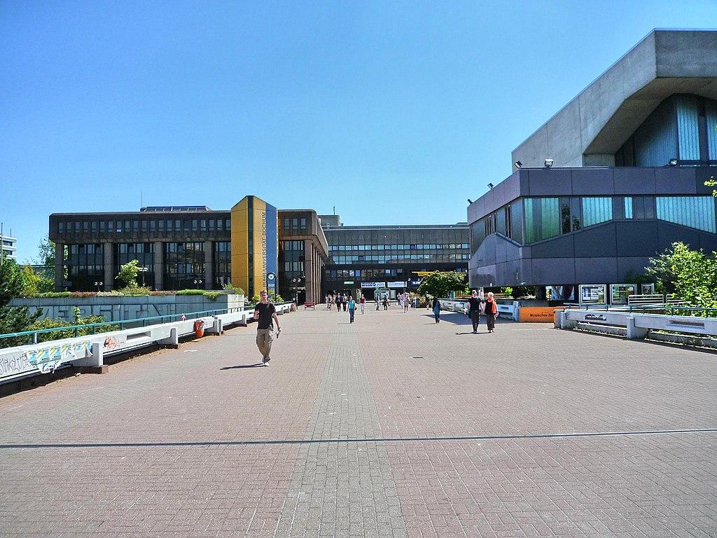 Steht die Ruhr Universität-Bochum für den Wandel im Ruhrgebiet?