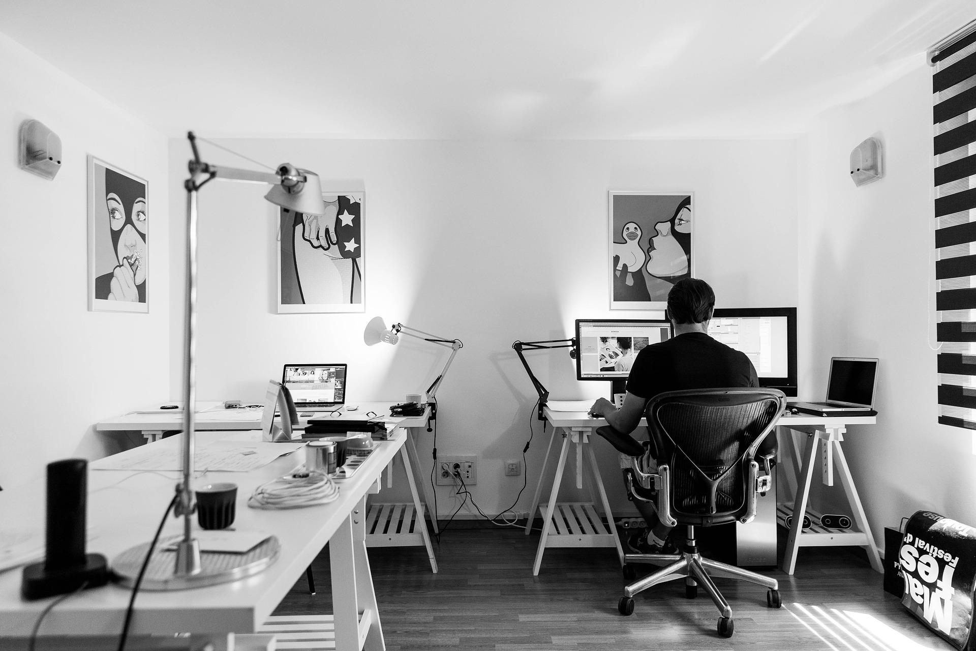 Was sind die Anforderung an ein modernes Bürokonzept?
